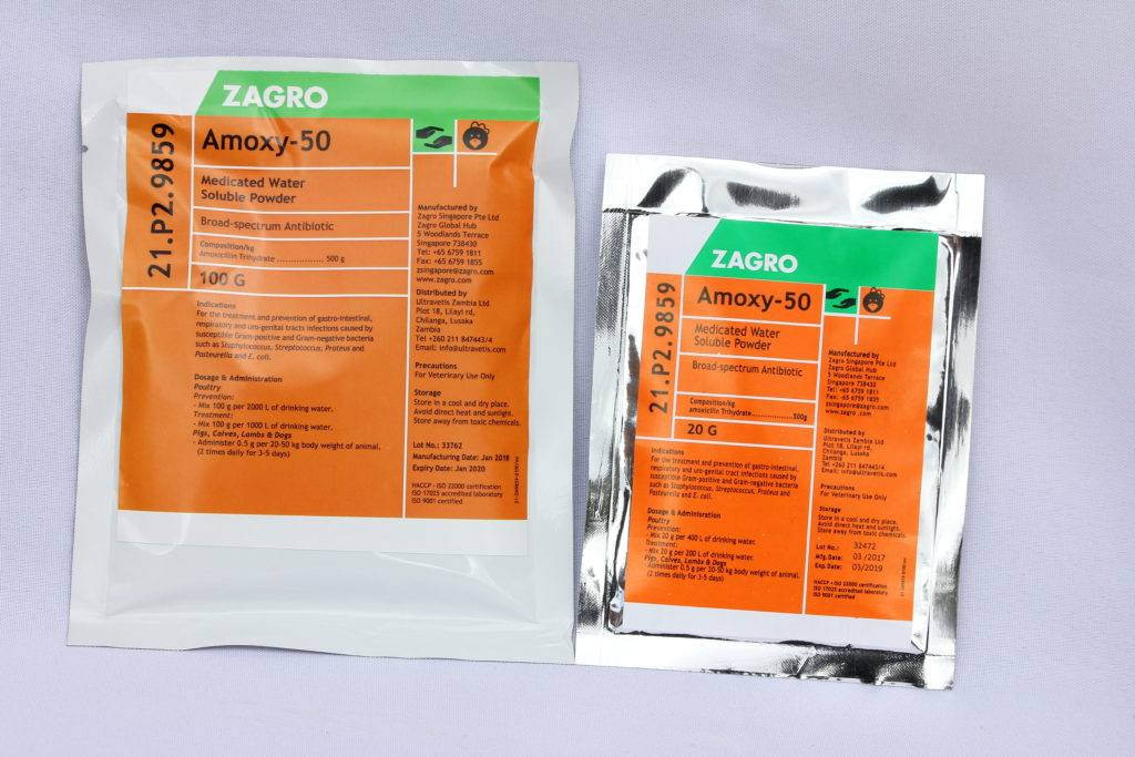 AMOXY - 50 Image